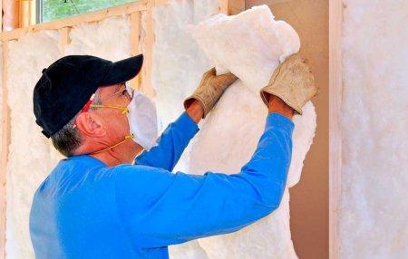 Чем утеплять стены дома изнутри