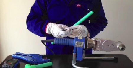 Инструкция по монтажу полипропиленовых труб