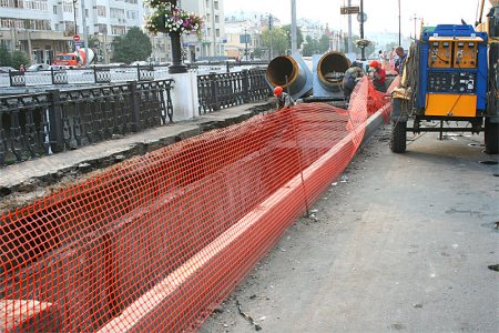 Обеспечение безопасности на дороге с помощью полимерных ограждающих устройств