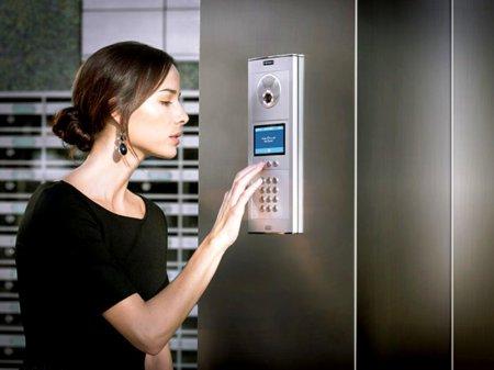 Домофон с видеонаблюдением для вашего дома